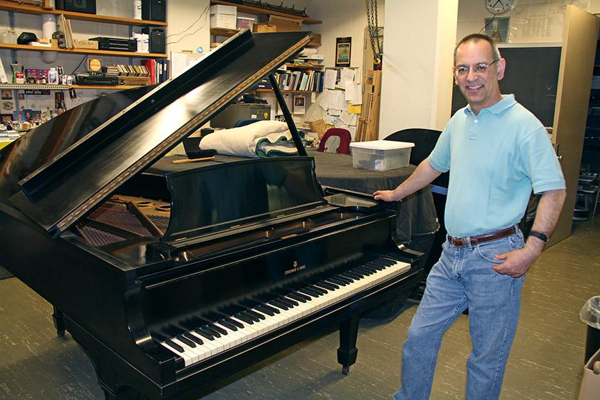 The Gershwin Piano (UM School of Music)