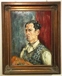 George Gershwin Self Portrait