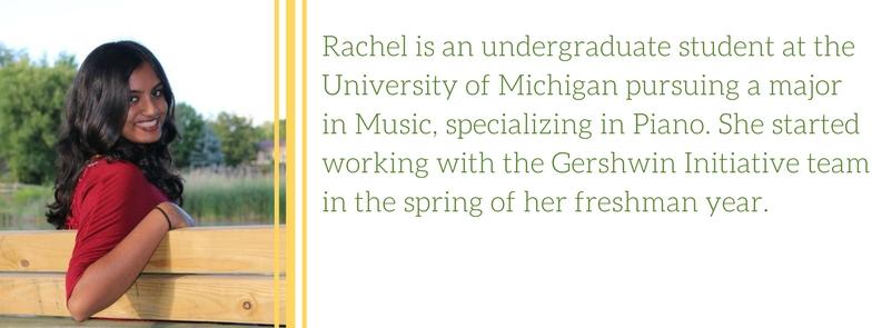 Rachel Fernandes Author Credit