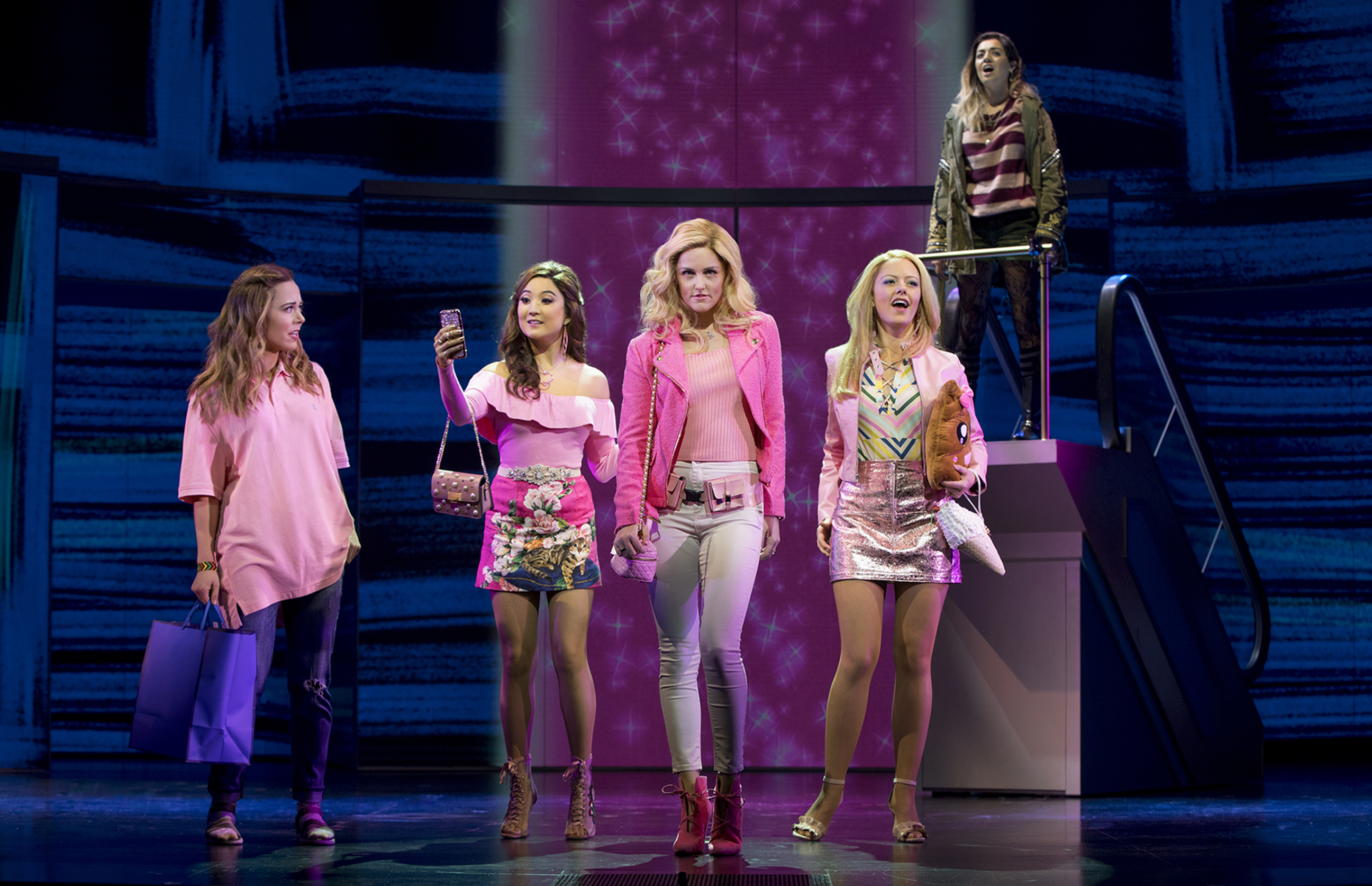 Mean Girls: The musical is landing next year cue the excitement