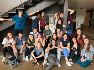 2019 Theater and Drama Academy students