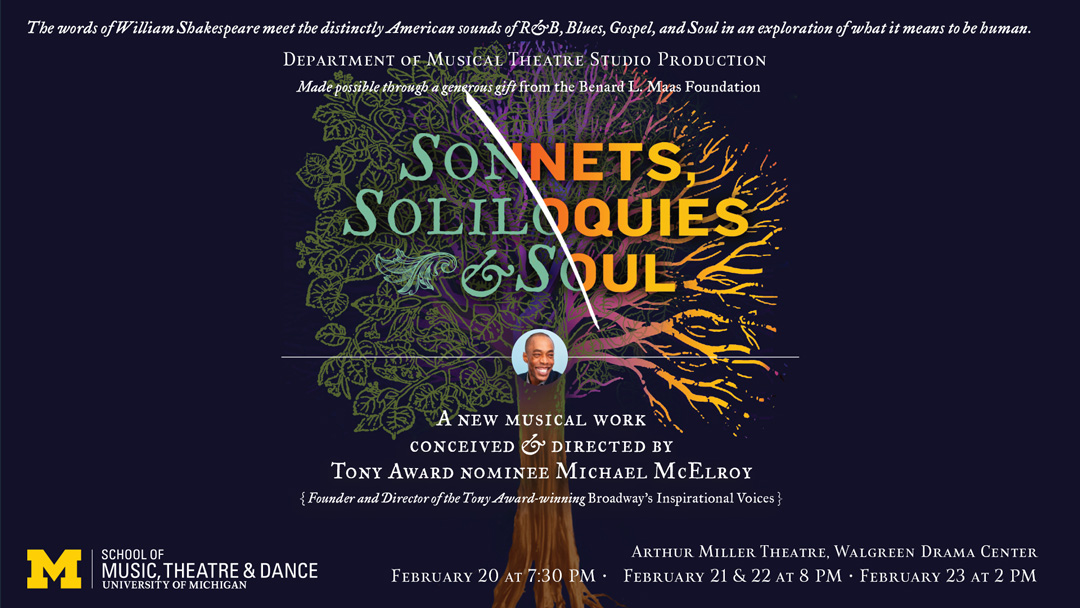 Sonnets, Soliloquies, and Soul