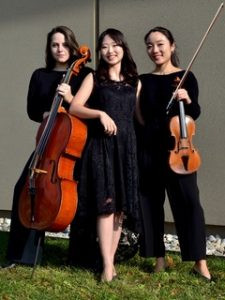 Belkorim Piano Trio publicity photo