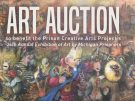 Prison Creative Arts Project Art Auction