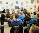24th Annual Exhibition of Art by Michigan Prisoners- Artist Panel