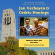 2019 U-M Carillon Summer Series: Jan Verheyen, carillon & Cedric Honings, guitar