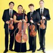 Center Stage Strings Guest Recital: Calidore String Quartet